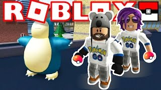 EARLY ACCESS IS HERE!!!! | Pokémon GO 2 | ROBLOX W/ ThinksWife