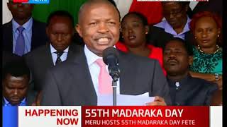 South Africa's DP: Kenya getting independence meant a lot to us | #MadarakaDay2018