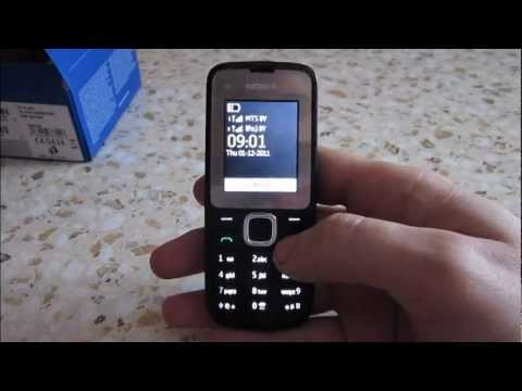Nokia C2-00 (Original) dual sim unboxing and review