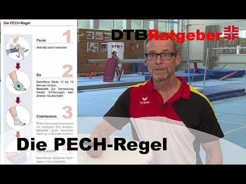 DTB-Ratgeber: Die PECH-Regel