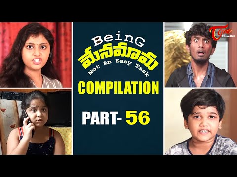 Best of Being Menamama | Telugu Comedy Web Series | Highlight Scenes Vol #56 | Ram Patas | TeluguOne