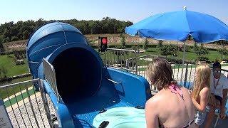 Spheres Water Slide At Aquacolors Poreč
