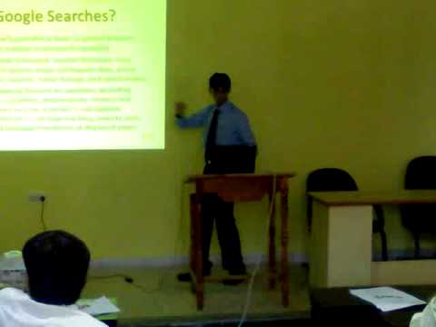 Google Hacks2 Seminar Topic: Google hacks By: Nutan Kumar Panda        7th Sem, IT, The Techno School Bhubaneswar Special Thanks to Ritesh Sir-Appin technology Lab, Bhubaneswar   Uploaded by pp4uever on Oct 04, 2010   The Techno School, Bhubaneswar