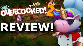 Overcooked 2 Review! THIS Broke My Controller?! (PS4/Switch/Xbox One)