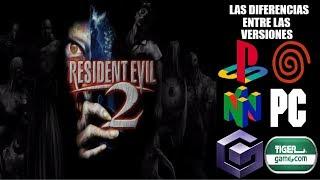 Las Diferencias entre las versiones de Resident Evil 2