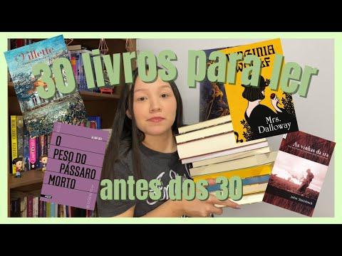 30 livros para ler antes dos 30 ?? | Kiara Barroso