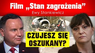 """Film """"Stan zagrożenia"""" Ewy Stankiewicz. CZUJESZ SIĘ OSZUKANY? IPP 2021.04.19"""