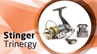 Безынерционная катушка stinger trinergy br