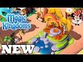 FROZEN 2 ENCHANTED FOREST ATTRACTION! Disney Magic Kingdoms   Gameplay Walkthrough Ep.532