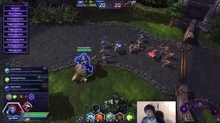 Thrall Skill Build and Talents by Fan, Pro Player (~4.5k damage combo at lvl 20)
