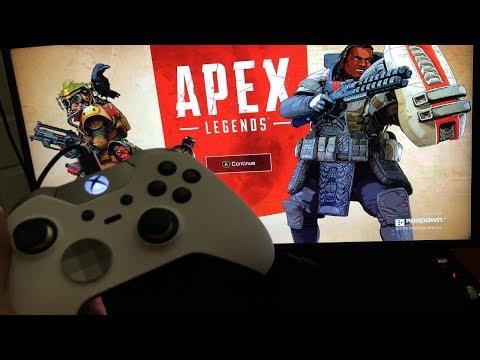APEX LEGENDS XBOX ONE X GAMEPLAY.. 😍 (16 KILL SQUAD WIN)