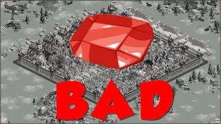 NAJGORSZE ZAKUPY ZA RUBINY - NA CO NIE WYDAWAĆ! - Goodgame Empire