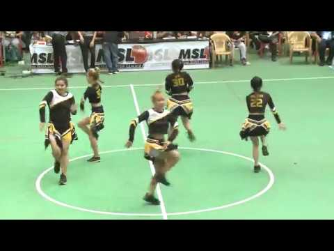 Mizoram Super League Season-3Final Game-2, KhatlaTBL Cheerleaders, Lay Up Crew