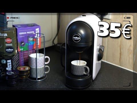 LAVAZZA MODO MIO MINU ► Test & Review der günstigen Espressomaschine (deutsch / 4K)