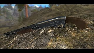 FNV Arsenal Weapons Overhaul - Remington 870