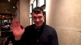 Сергей Калужин. Канал Я АМЕРИКАнец. Встреча в Нью Йорке. Земля круглая и блогеры встретились