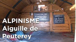 #2 Intégrale de Peuterey Aiguille Blanche Col de Peuterey Pilier d
