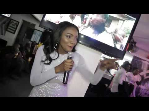 Karaoke Moment  At 'Music Plus Unplugged' With  SIMI & FALZ [PART2]