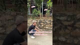 #shorts Chết cười với màn cãi nhau với chó của Thái Dương