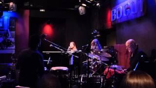 """JUDITH OWEN EN CONCIERTO / Bogui Jazz, 3 marzo 2015 """"I've Never Been To Texas"""""""