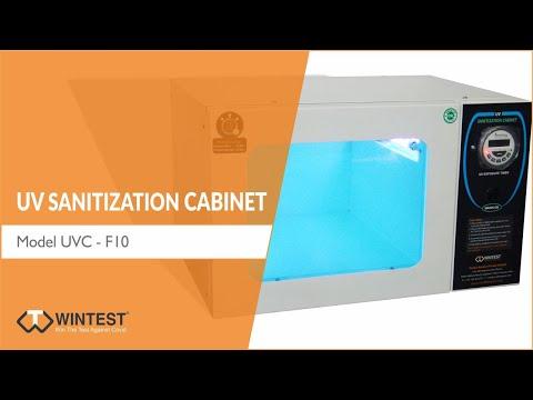 UV Sanitization Cabinet