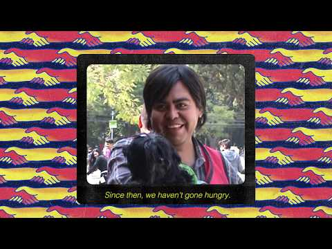 Change the lives of homeless people in Mexico City