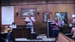 Victory in Jesus (Dogwood Baptist Church).AVI
