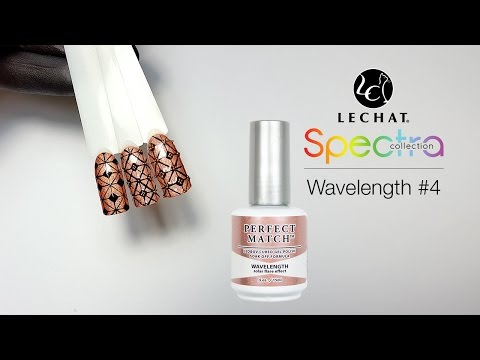 Spectra Nail Tutorial - Wavelength