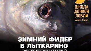 Рыболов в лыткарино