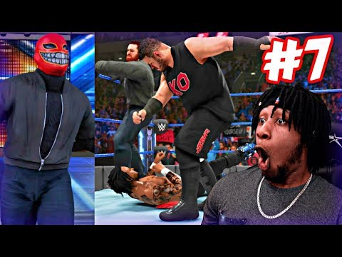 WWE 2K19 MyCAREER - GUESS WHO BACK!? THEY JUMPED FOR MY UNITED STATES CHAMPIONSHIP!