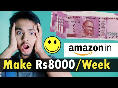 How to Make Money with Amazon Affiliate Program 2016 – [Hindi]