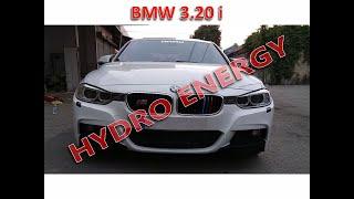 BMW 3.20 hidrojen yakıt tasarruf sistem montajı