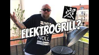 Elektrogrill für den Balkon? Der George Foreman Grill im Test - 030 BBQ