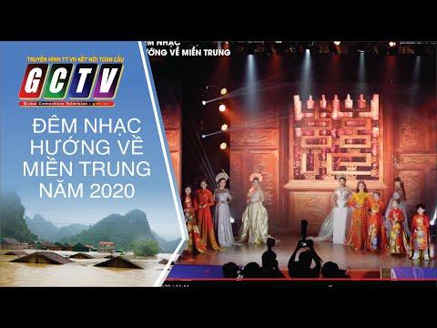 TRÌNH DIỄN THỜI TRANG [GCTV - ĐÊM NHẠC HƯỚNG VỀ MIỀN TRUNG 2020]