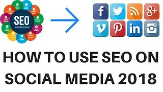 Tips to use seo on page on social media advantage 2018