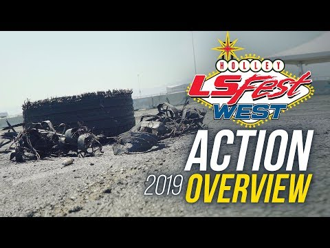 Holley LS Fest West Action Overview