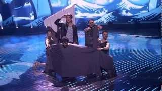 Can Bonomo - Love Me Back (Turkey) Eurovision 2012 Grand Final Original HD 720P