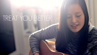 Treat You Better - Shawn Mendes (Cover By Marina Lin)