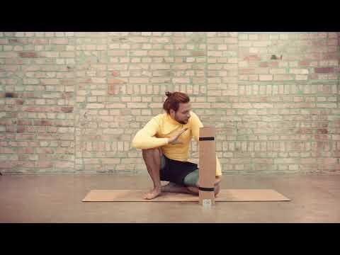Vorteile einer Yogamatte aus Kork und Naturkautschuk | SAPURA YOGA