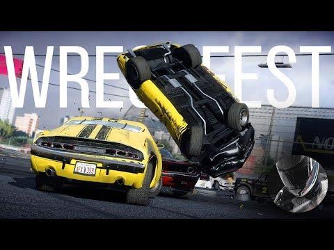Wreckfest - Еще ребенок, но взрослеет!!!