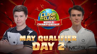 Clash Worlds May Qualifier Day 2 | Clash of Clans