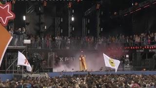 Группа IOWA насцене VKFest2017— прямая трансляция изПетербурга