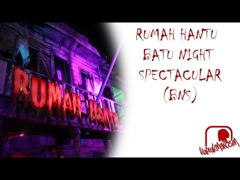 Video Masuk Rumah Hantu BNS (Batu Night Spectacular) Sendirian