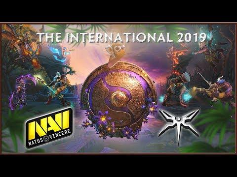 LIQUID vs FNATIC ИГРА НА ВЫЛЕТ █ THE INTERNATIONAL 2019 DOTA 2
