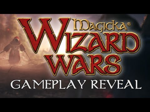 Magicka: Wizard Wars - Warlock Starter Pack