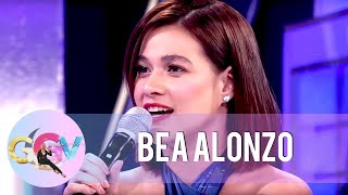 Bea Alonzo realizes something about her ex | GGV
