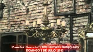 preview picture of video 'REMATES GONZALEZ - VIDEO DE LA EXPO JULIO 2012 - SANTA LUCIA - URUGUAY'