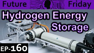 Hydrogen energy storage Explained {Future Friday Ep160}