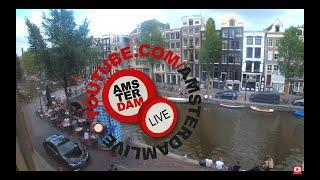 Webcam Live  De Wallen Red Light District Amsterdam city centre