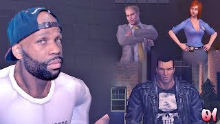 The Punisher Walkthrough Gameplay Part 1 - Mission 1 - The Crack House